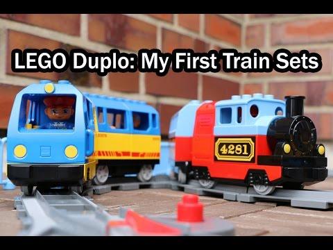 lego duplo my first train set instructions