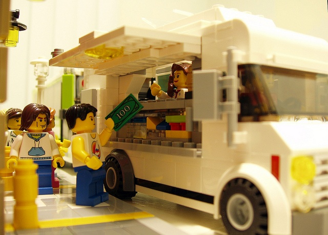 lego friends gas station instructions