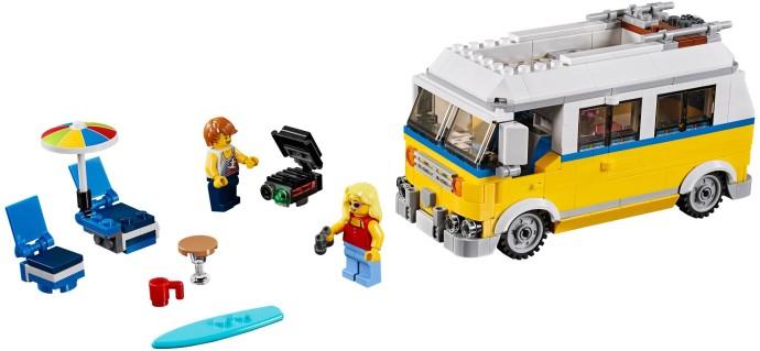 lego friends news van instructions