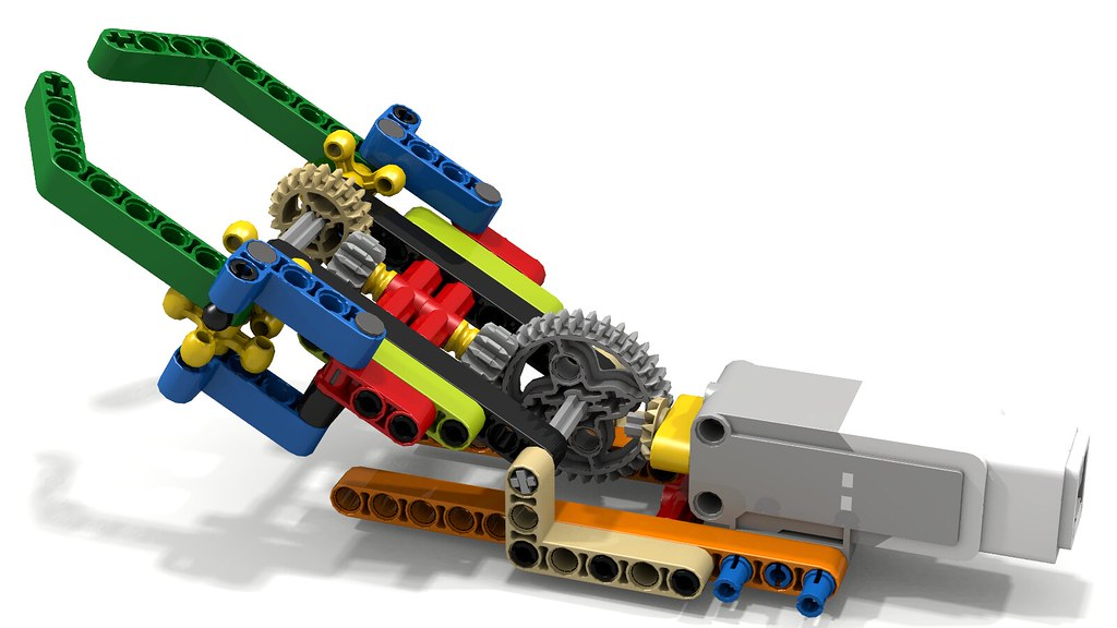 lego gundam instructions ldd