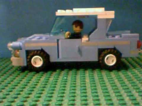 lego harry potter flying car instructions