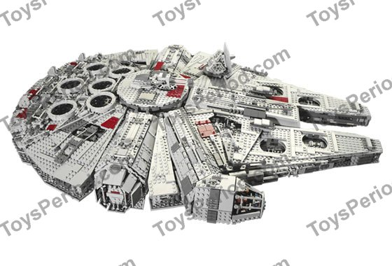 lego millennium falcon 10179 instructions