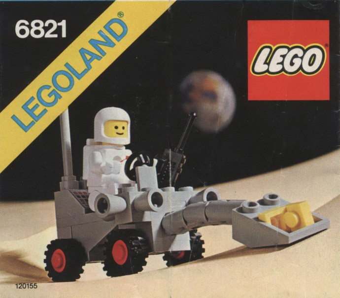 lego moon buggy instructions