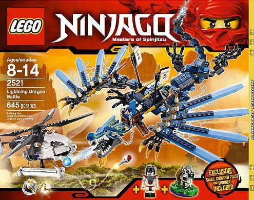 lego ninjago ice dragon instructions