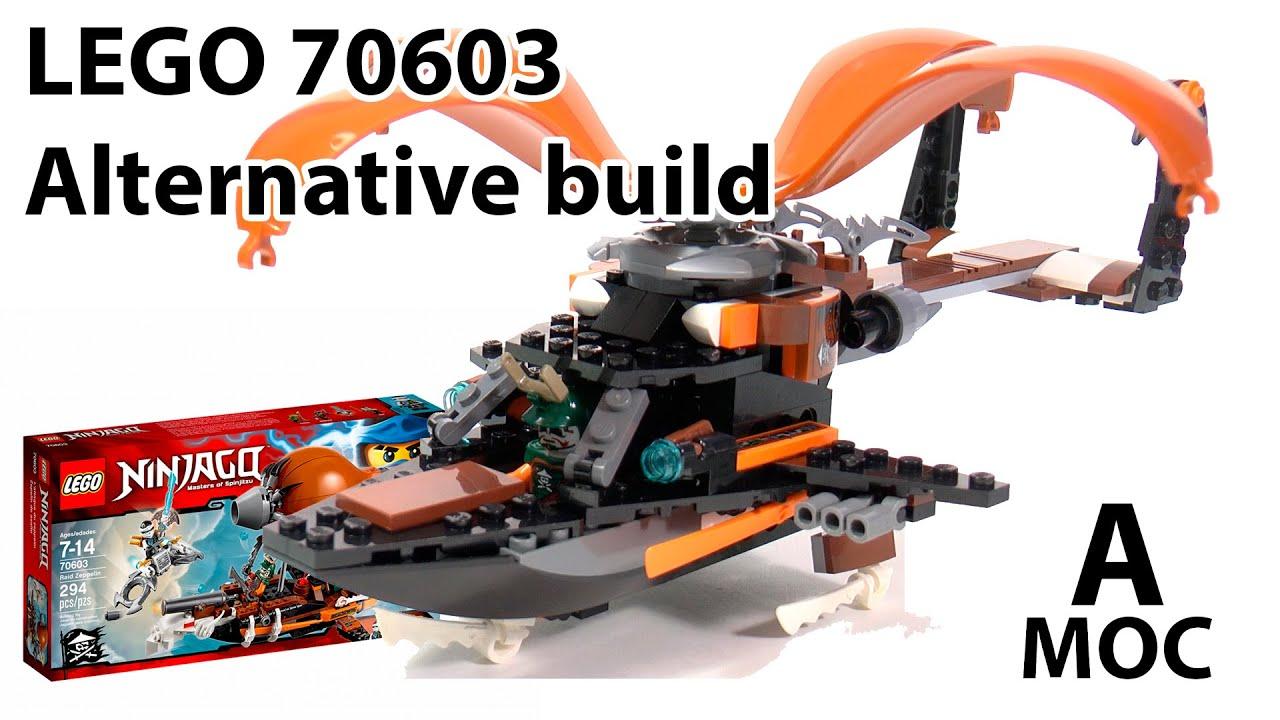 lego ninjago ship instructions