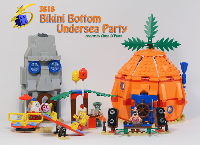 lego spongebob house instructions