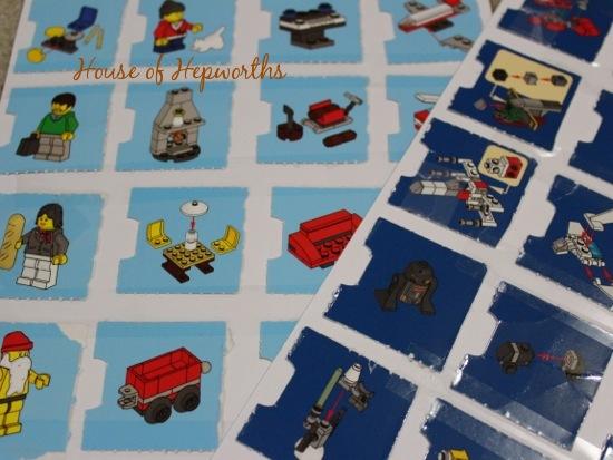 lego star wars advent calendar 2013 instructions