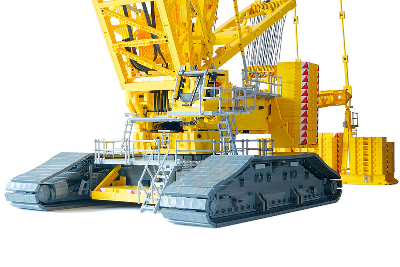 lego technic 42009 c model instructions
