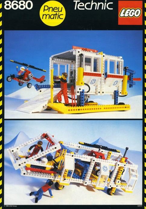 lego technic 9396 instructions