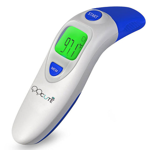 life brand digital thermometer instructions