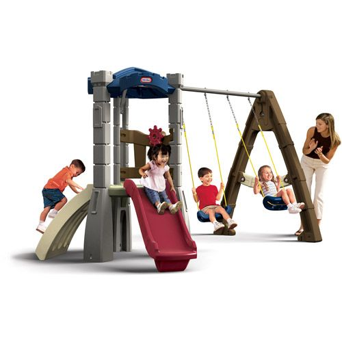 little tikes endless adventures swing set instructions