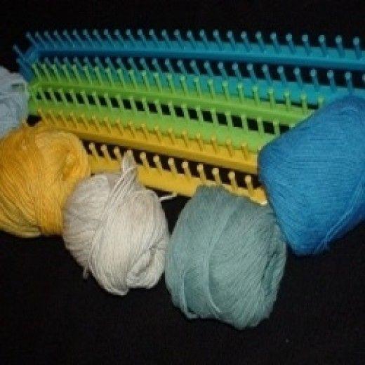 long loom knitting instructions