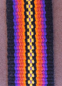 made by me weaving loom instructions for purse