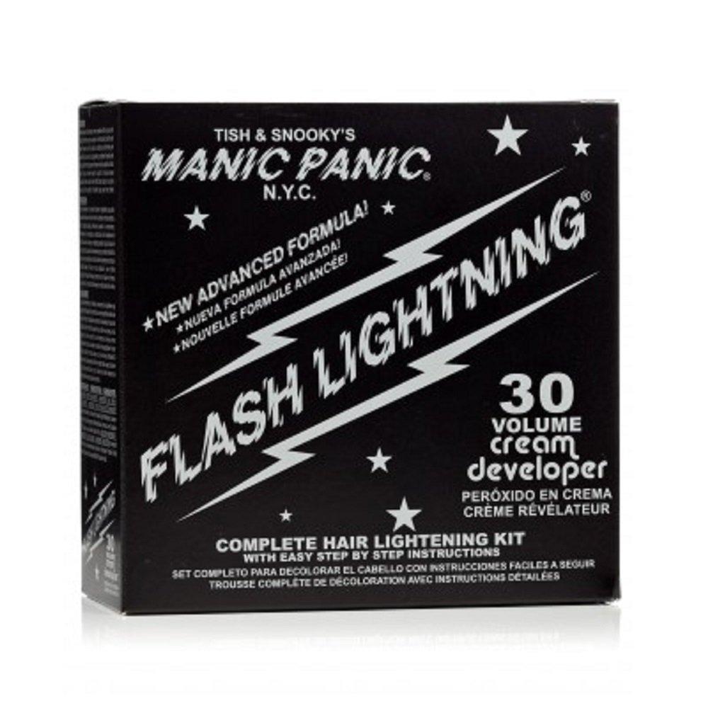 manic panic flash lightning instructions
