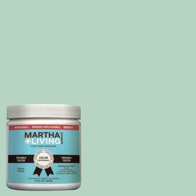 martha stewart sea glass paint instructions