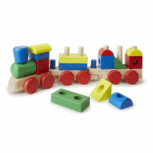 melissa and doug wooden railway set instructions