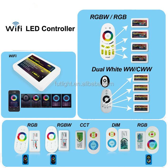 mi light controller instructions