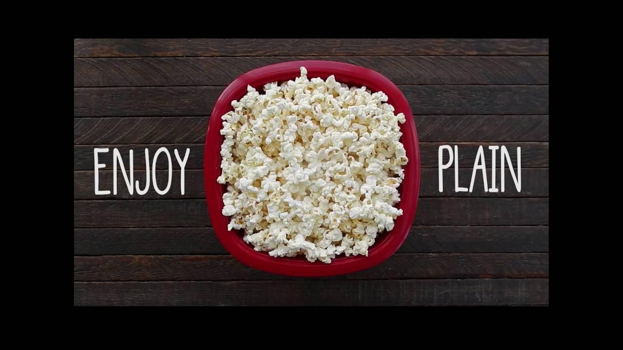 micro popcorn maker instructions