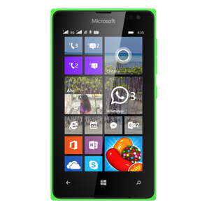 microsoft lumia 435 instructions