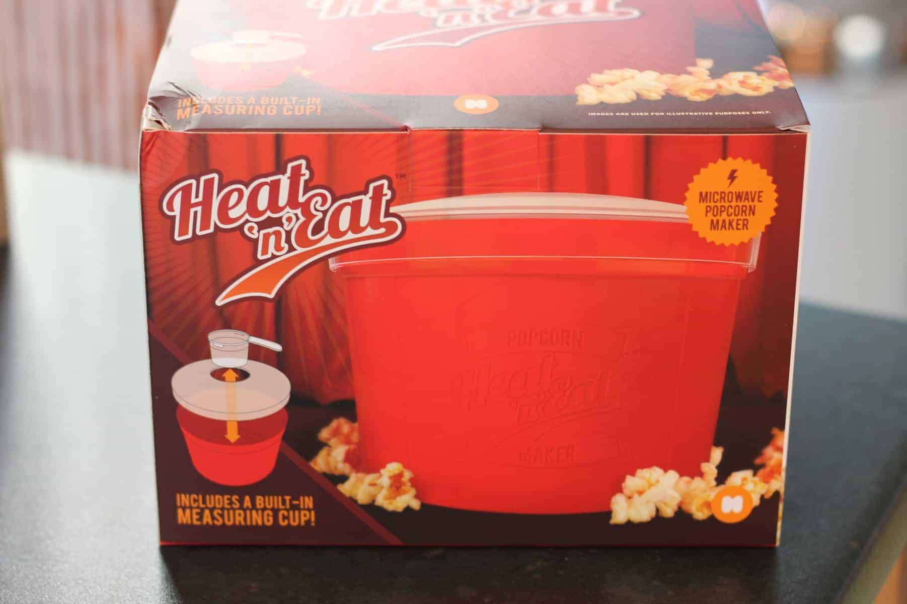 microwave popcorn bowl instructions