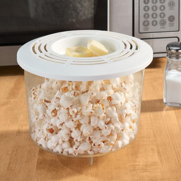 microwave popcorn maker instructions