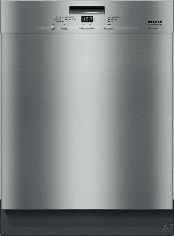 miele dishwasher cleaner instructions