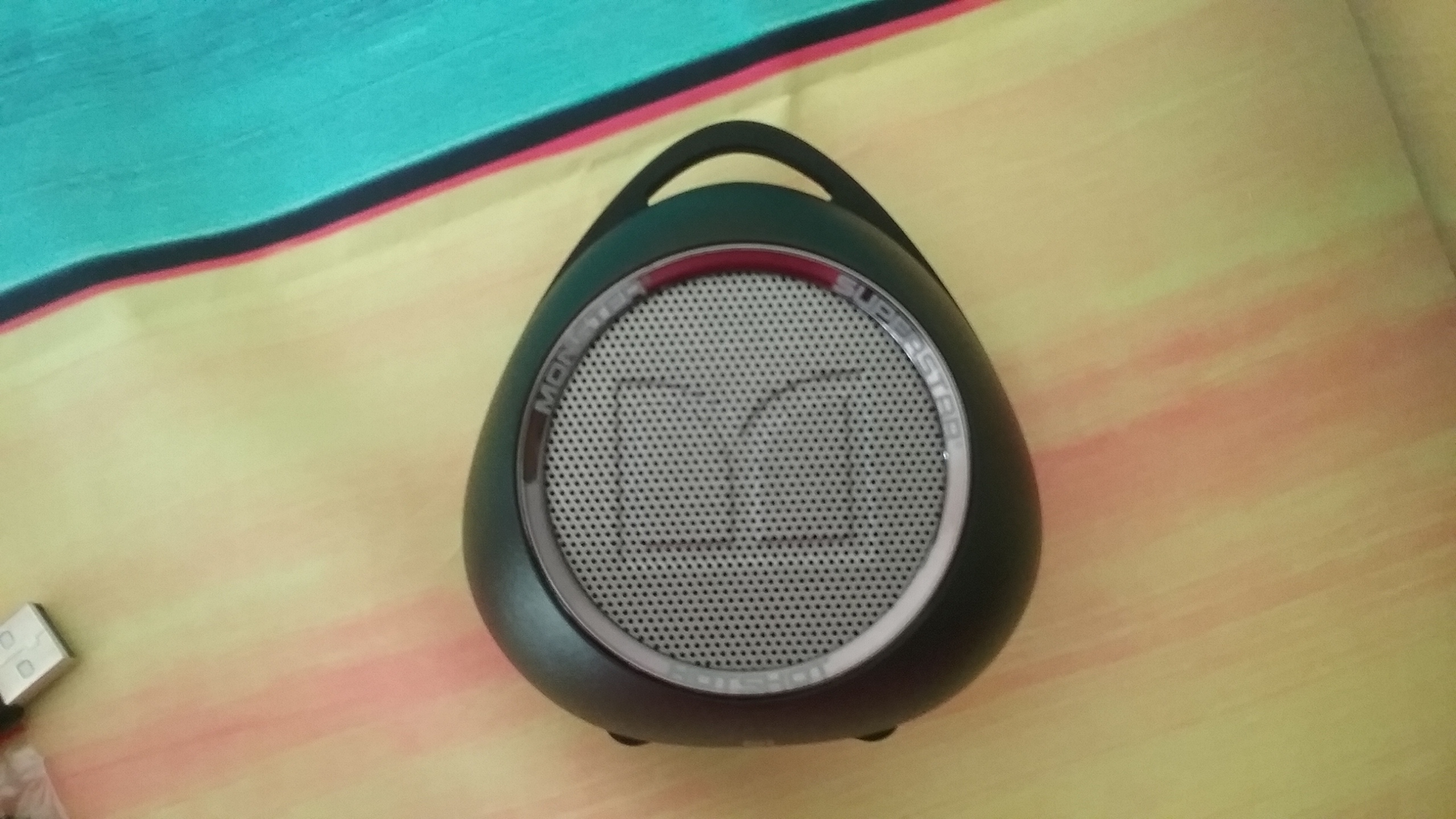 monster bluetooth speaker instructions