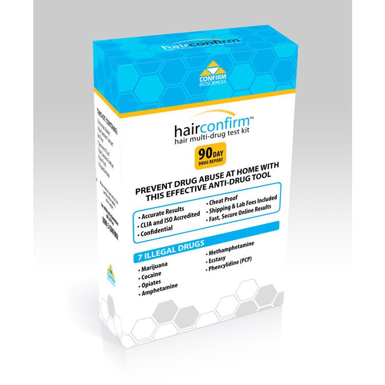 multi drug screen test instructions
