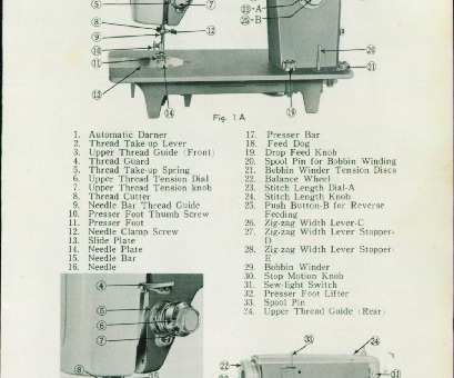 my look sewing machine instructions