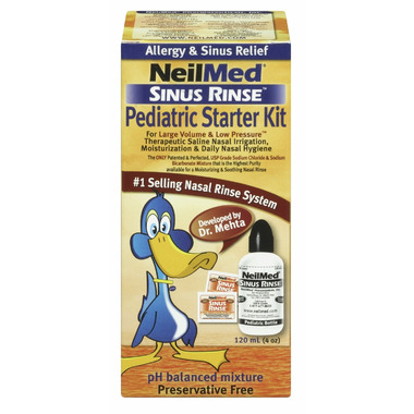 neilmed sinus rinse instructional video