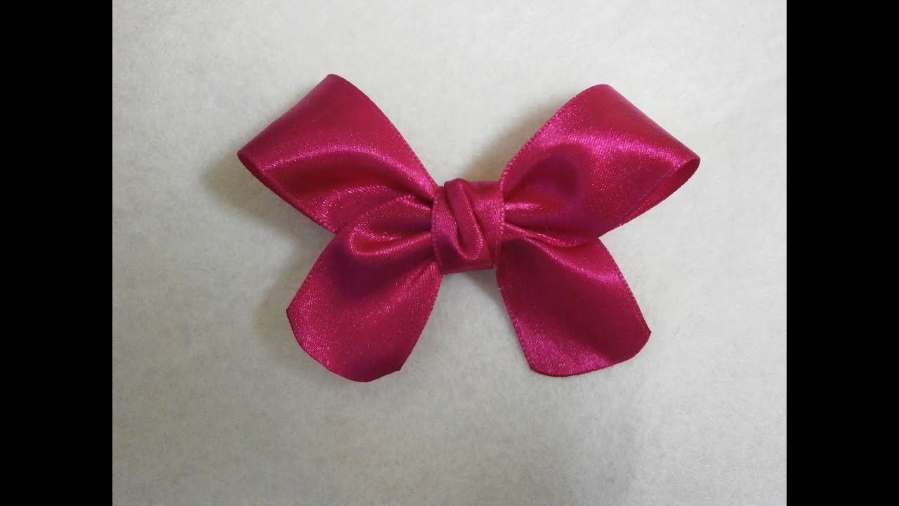 papermania easy bow maker instructions