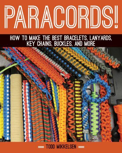 paracord neck lanyard instructions