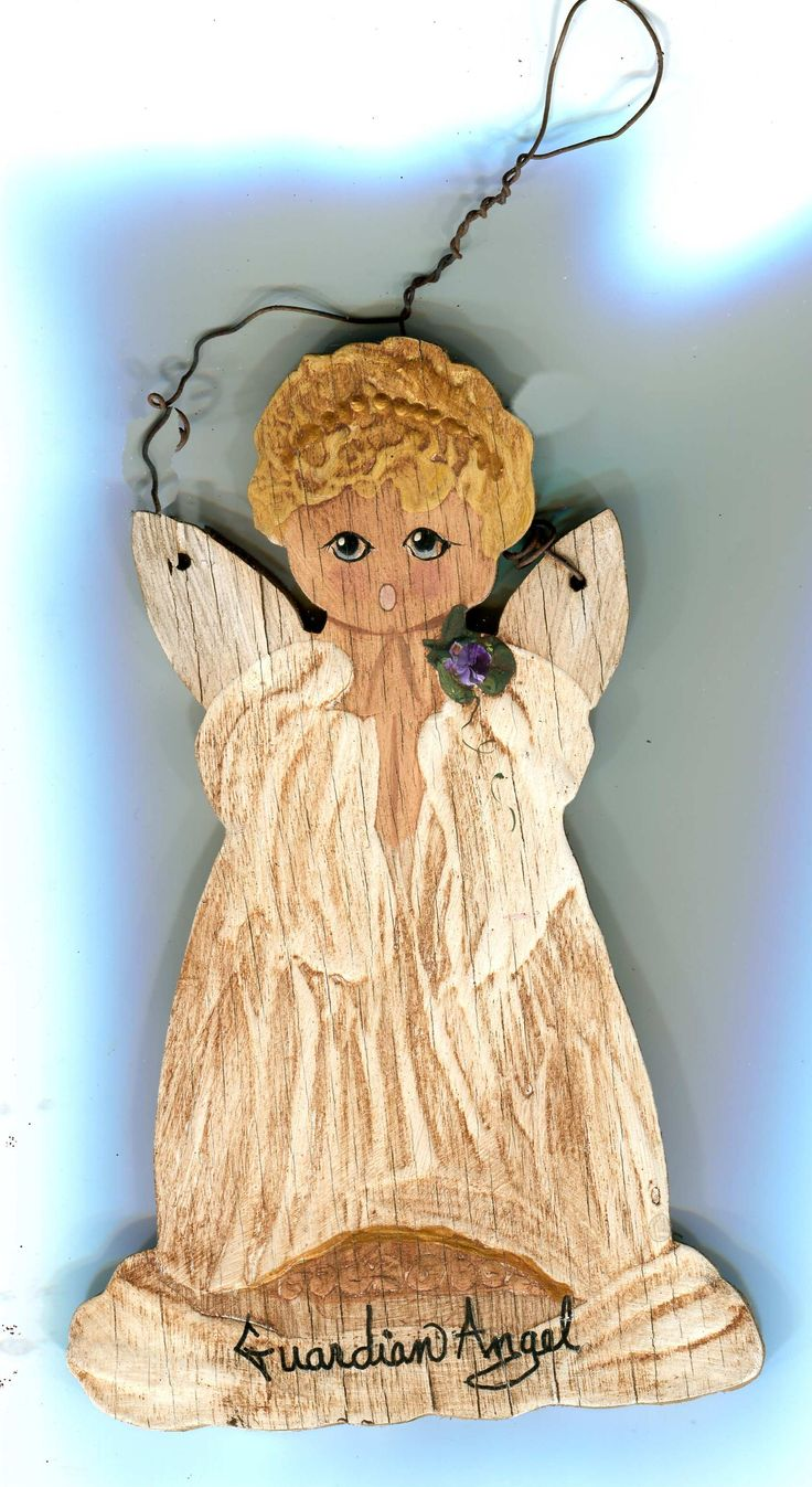 pasta angel ornament instructions