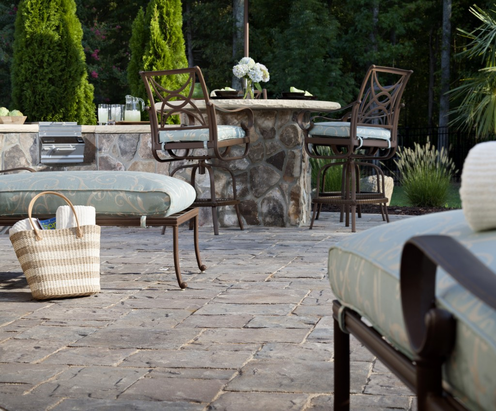 patio paver installation instructions