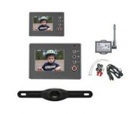 peak wireless backup camera instructions