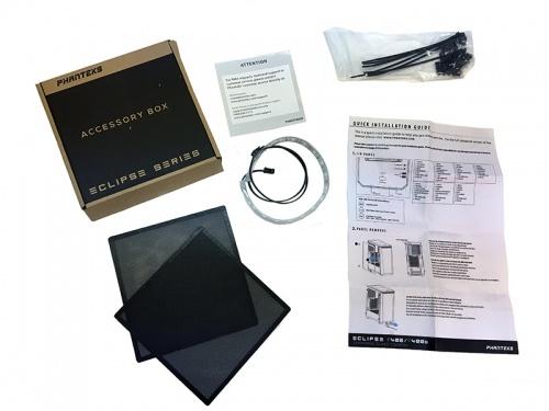 phanteks motherboard rgb led adapter instructions