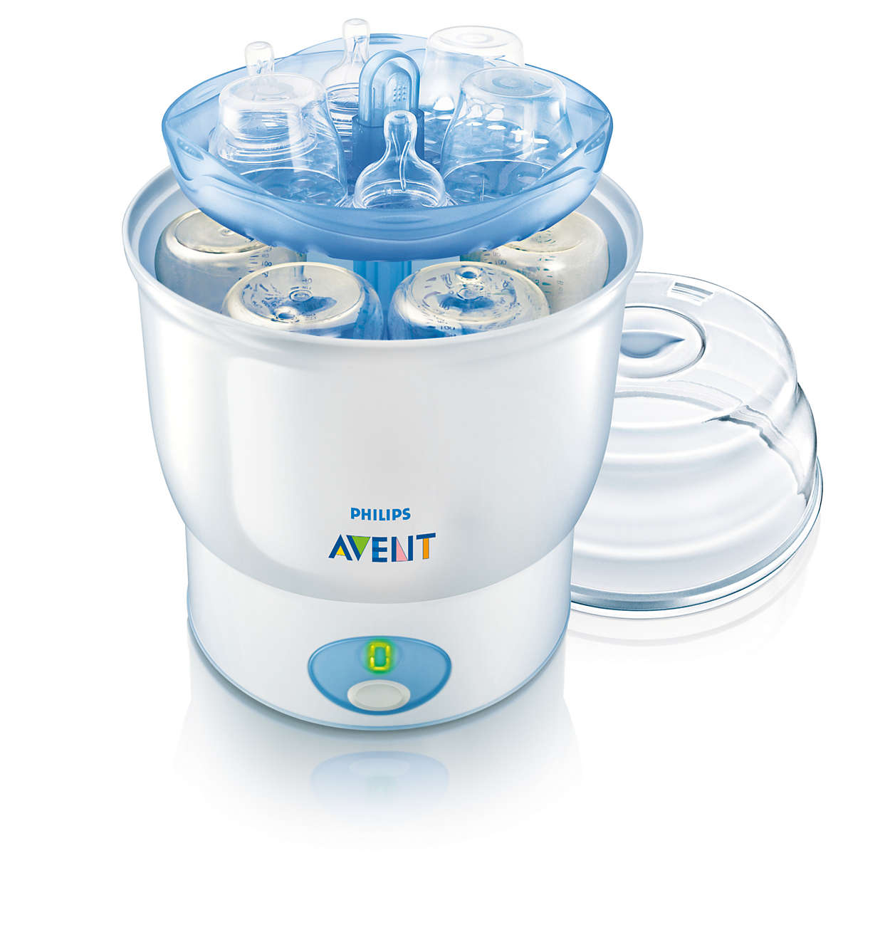 philips avent steriliser instructions