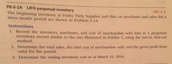 physical inventory count instructions