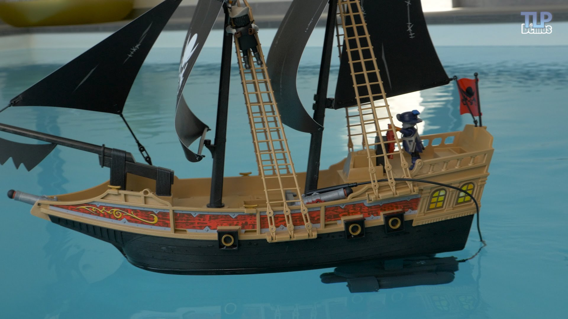 playmobil pirate ship 4290 instructions