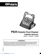 polaris pool cleaner instructions
