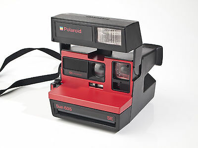 polaroid supercolor 635cl instructions