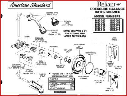 price pfister faucet repair instructions