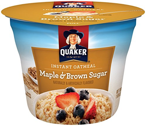 quaker instant oatmeal cooking instructions