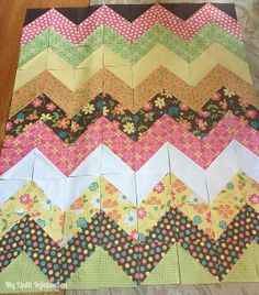 quilted hug project instructions