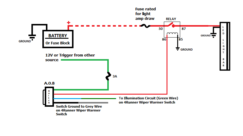 raptor amplifier installation kit instructions