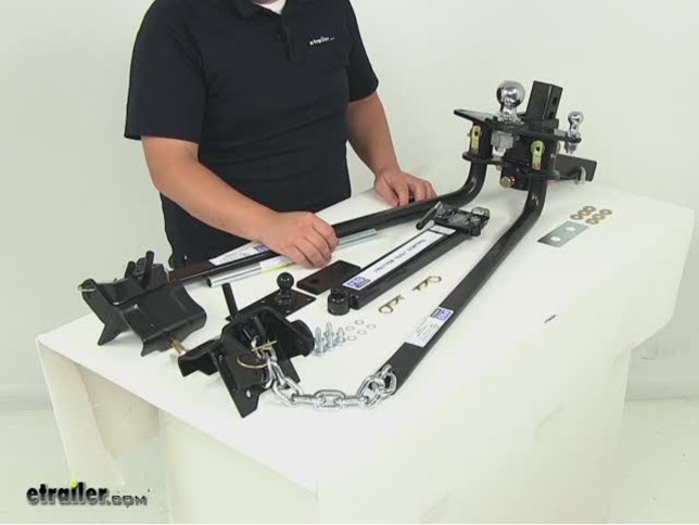 reese strait line dual cam installation instructions