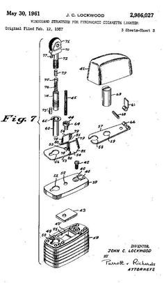 ronson tech torch instructions
