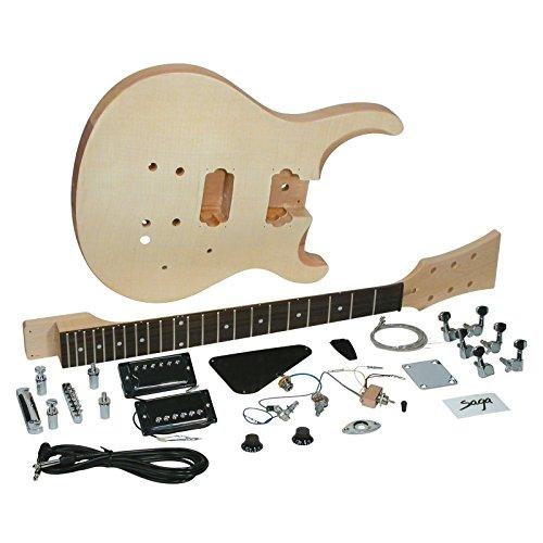 saga guitar kit instructions