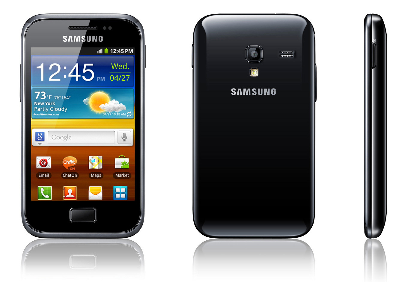 samsung galaxy ace instructions