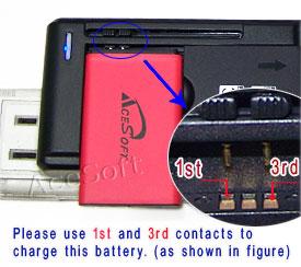 samsung level u charging instructions
